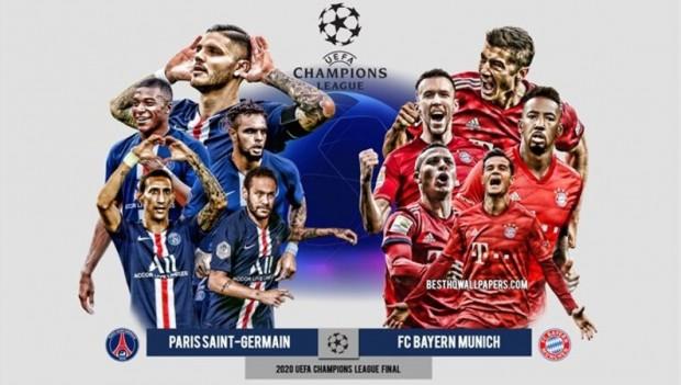 PSG E Bayern De Munique Decidem Liga Dos Campe U00f5es Neste