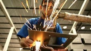 Produção industrial brasileira cresce 0,7% em julho