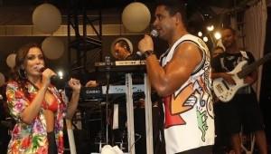 Anitta grava com Harmonia do Samba