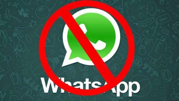 Justiça determina bloqueio do WhatsApp pela segunda vez