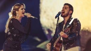 Maria Cecilia e Rodolfo lançam nova turnê em Barretos
