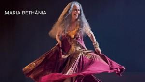CD com show dos 50 anos de carreira de Bethânia tem capa revelada