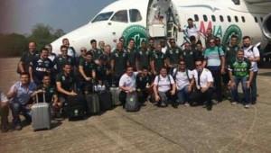 Final da Copa do Brasil é adiada após tragédia com voo da Chapecoense