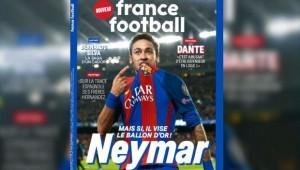Neymar pode ser favorito a melhor do mundo