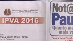 O Governo do Estado de São Paulo abriu prazo para adesão aos programas para parcelamento de débitos