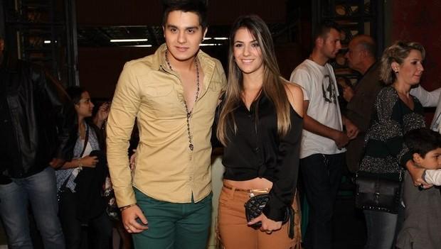 Luan Santana e Jade Magalhães terminam namoro