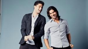 Munhoz e Mariano gravam DVD em sua terra natal