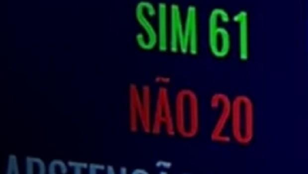 Senado aprovou impeachment de Dilma Rousseff