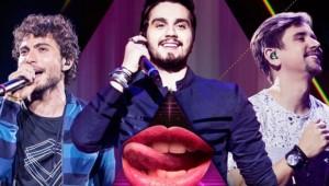 Bruninho e Davi lançam canção com Luan Santana