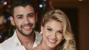Gusttavo Lima prepara festa de casamento com Andressa Suíta