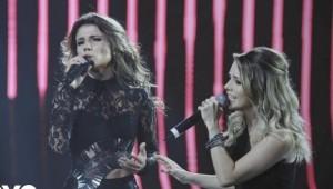 """Paula Fernandes lança """"Sensações"""" com participação de Sandy"""