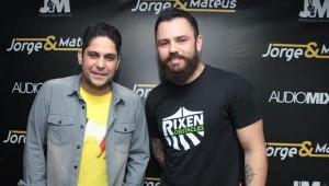 Jorge e Mateus são os artistas mais ouvidos no Spotify Brasil