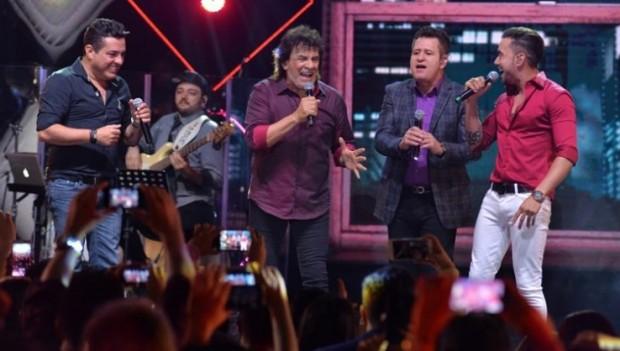 Matogrosso e Mathias lançam a música 'Eu e a Madrugada'