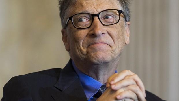Bill Gates continua como o homem mais rico do mundo