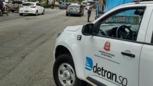 Detran de São Paulo apreendeu carros com multas milionárias