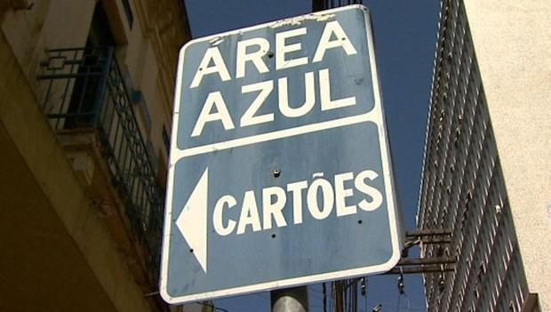 Área Azul é aprovada em Ribeirão