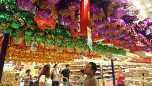 IPEM fiscaliza produtos de páscoa