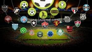 O Brasileirão vem com tudo na rodada deste domingo; confira os jogos