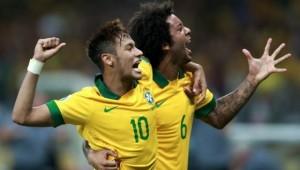 Neymar e Marcelo concorrem ao prêmio de melhor do mundo