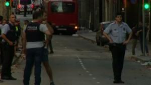 A polícia espanhola procura por suspeito de 17 anos