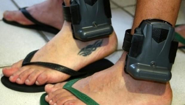 Condenados podem ter que pagar por tornozeleiras