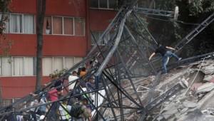 Destruição e pânico: terremoto no México já tem pelo menos 226 mortos