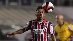 Cueva vai desfalcar São Paulo na reta final do Brasileirão