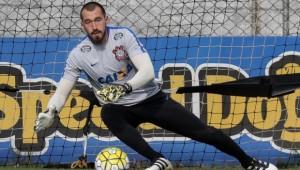 Walter voltará ao gol do Corinthians